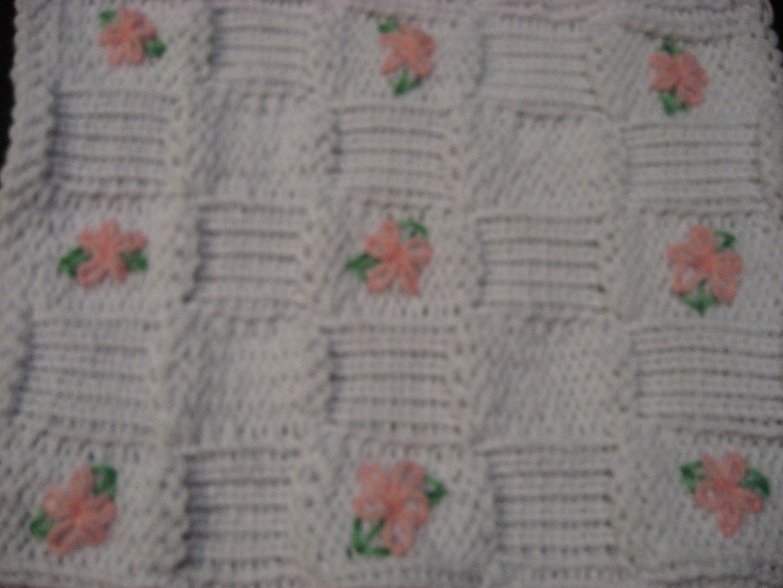 Loom Knit Afghan Pattern : Free Loom Knit Patterns Guppygirl
