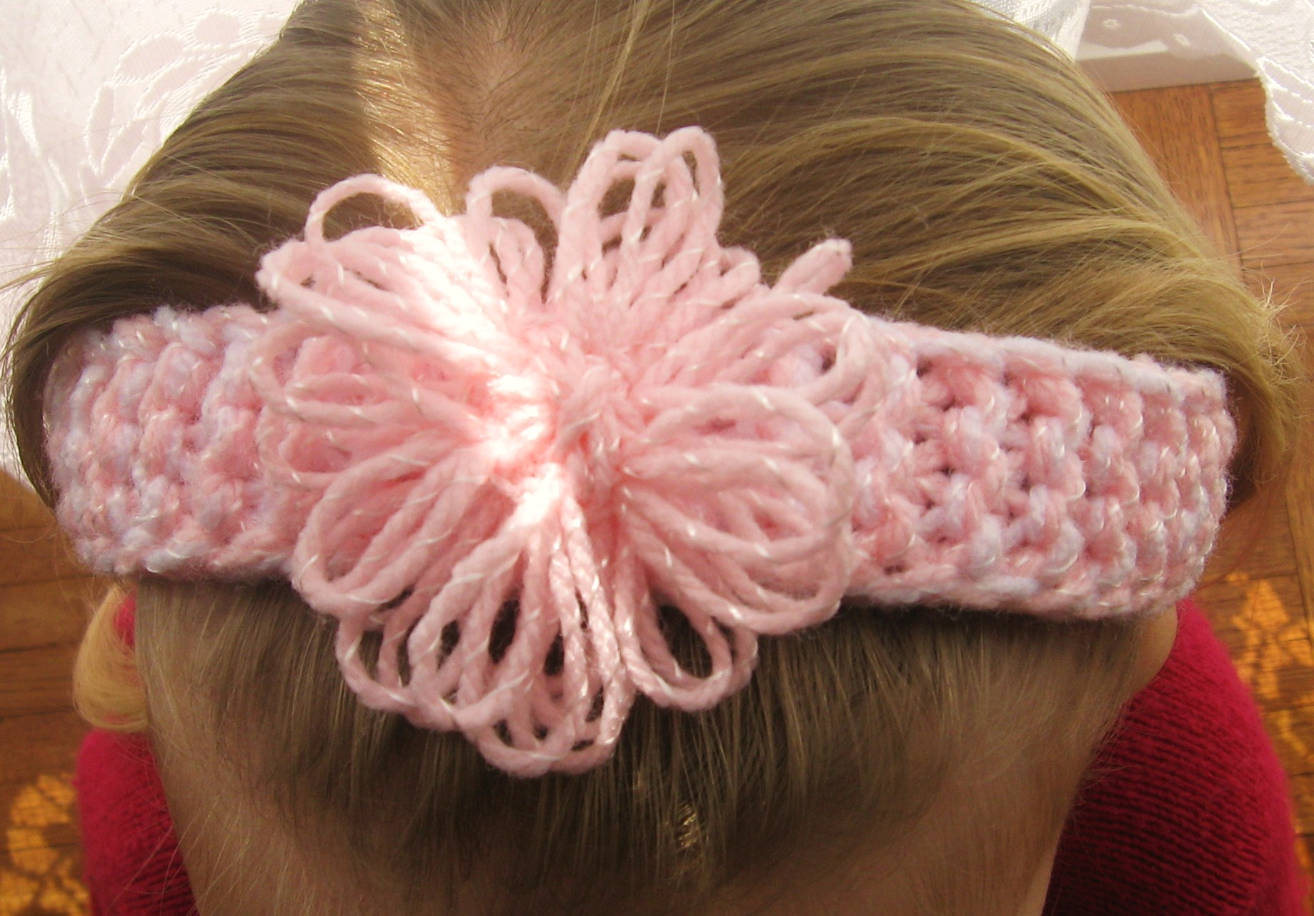 Pretty Baby Headband Guppygirl