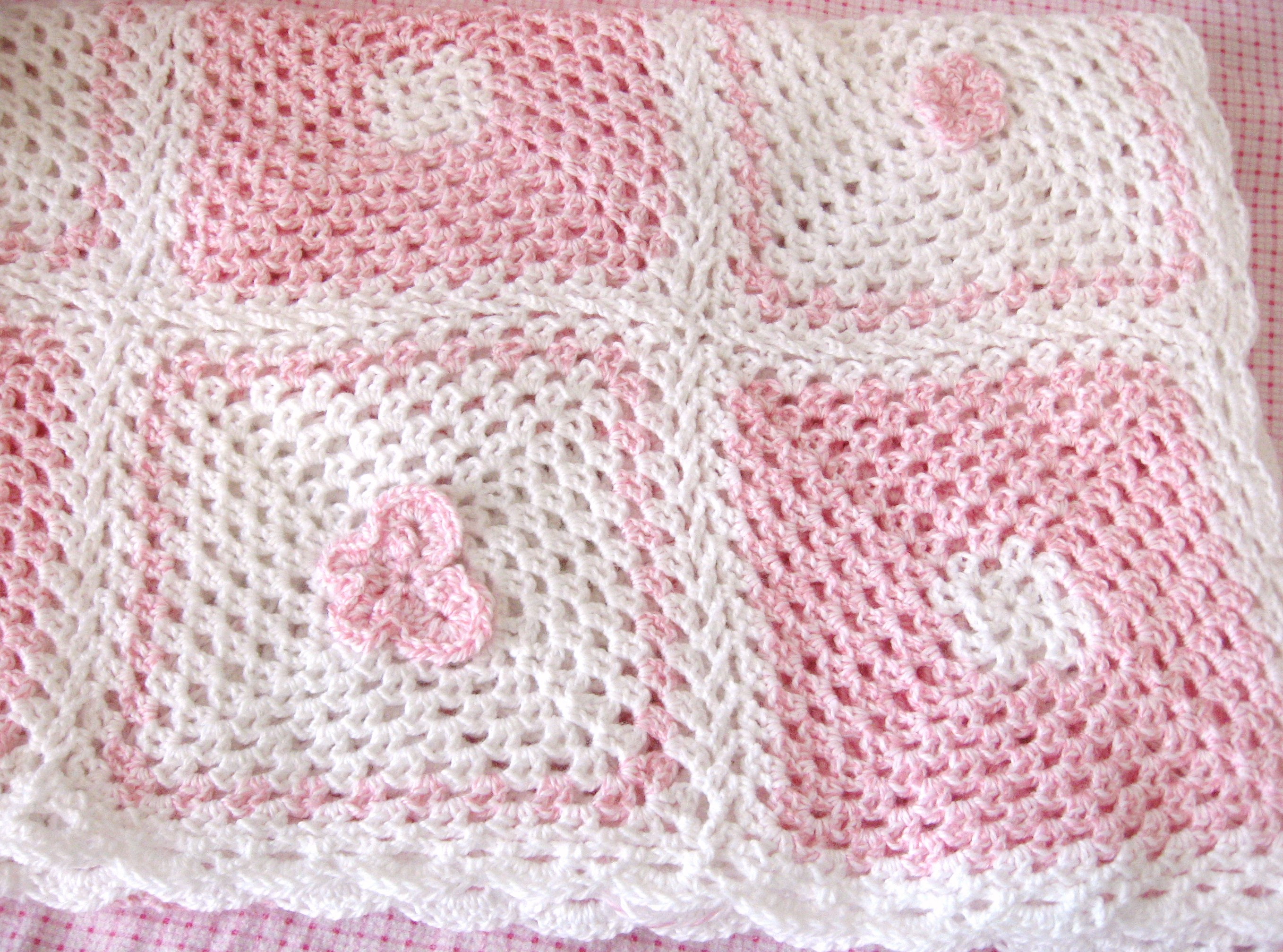 Another Butterfly Blanket for Baby Seraphina | Guppygirl