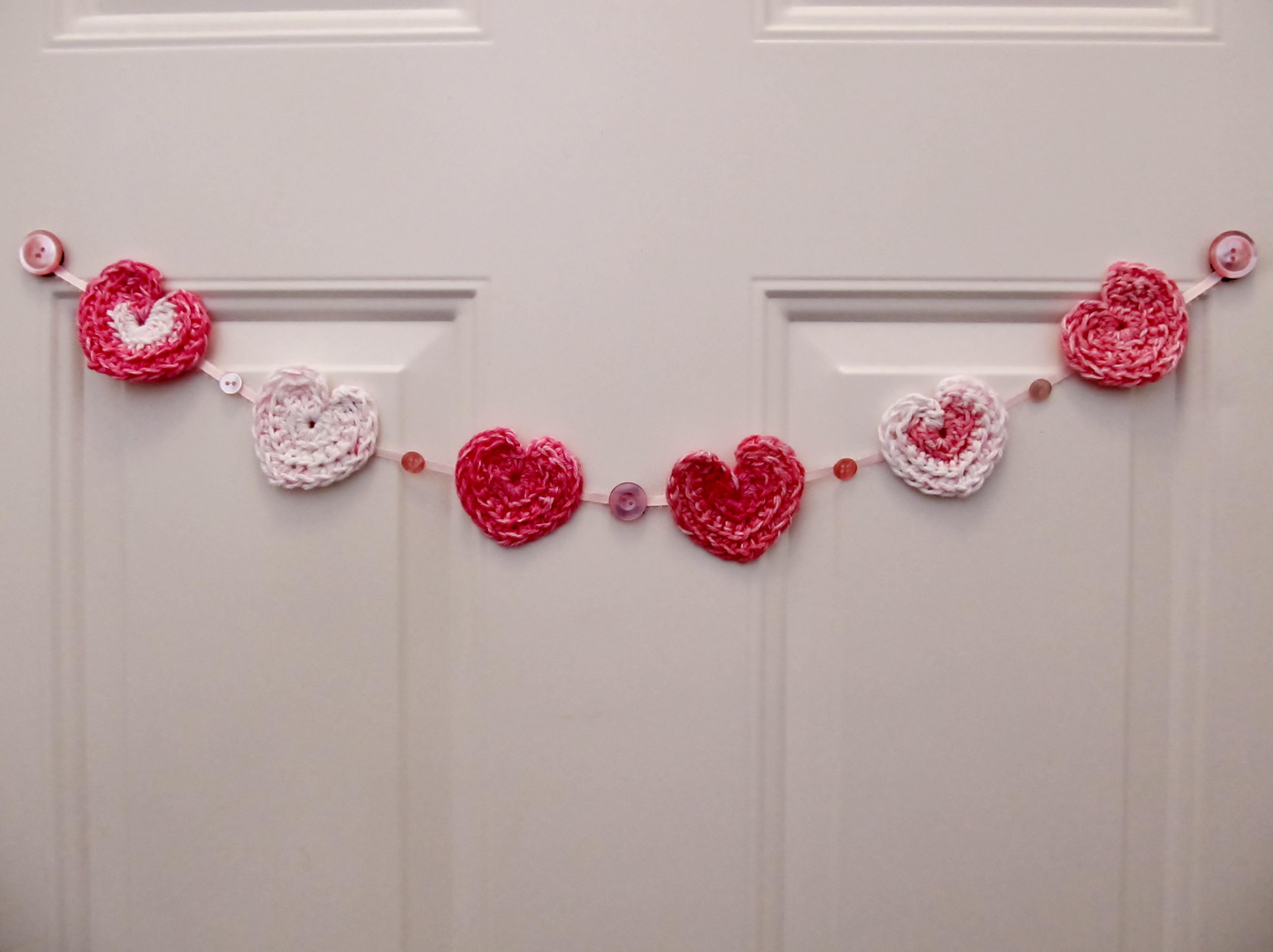 Free crochet pattern u little sweet hearts guppygirl